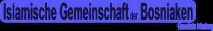 Logo Islamische Gemeinschaft der Bosniaken Nürnberg